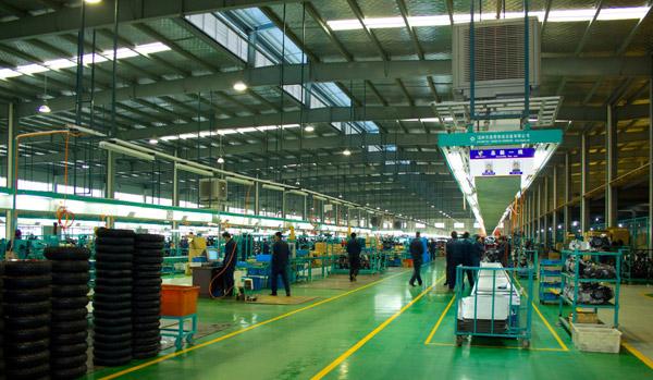 manxbet万博体育app塑料工厂环境图
