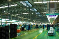 凯帝塑料工厂环境图